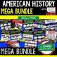 US History Turn of Century & Progressive Era BUNDLE (Ameri