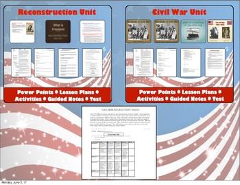 American History Quarter 2 Bundle