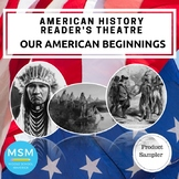 American History Reader's Theatre - Our American Beginning