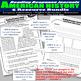 American History Reading Responses Bundle