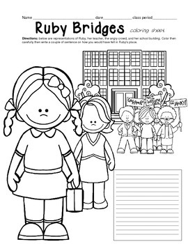 LOUISIANA - Ruby Bridges (New & Improved)