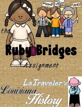 LOUISIANA - Ruby Bridges (New & Improved)