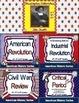 American History Activities - U.S. History  3rd, 4th, 5th Grades - BUNDLE