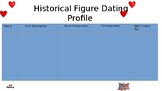 American History Speed Dating Activity