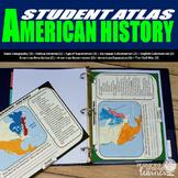 American History Student Atlas Activities