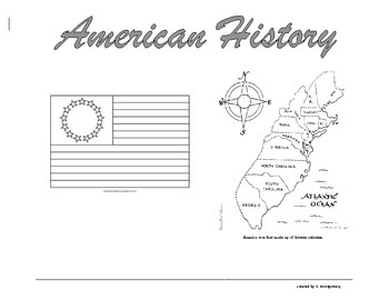 American History Study Booklet