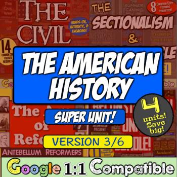 American History Super Unit - Version 3/4: (1850-1877)  4