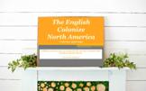 American History:The English Colonize North America (1600-