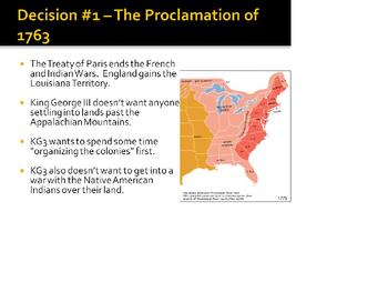 American History - The Enlightenment and the Road to Revolution