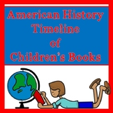 American History Timeline of Children's Books