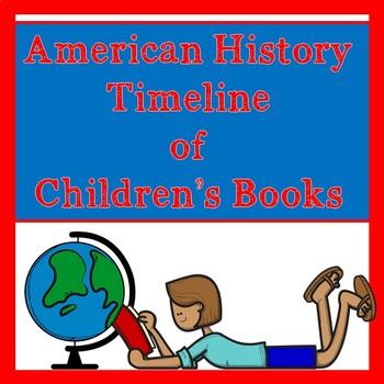 American History Timeline of Children's Books
