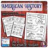 American Revolution Illustrated Timelines