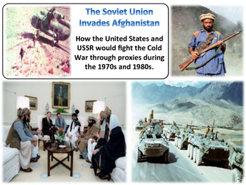 The Middle East & Afghanistan - Turning Points