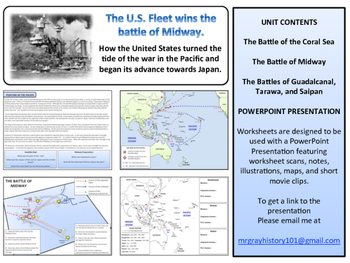 The Battle of Midway Unit - American History - Turning Points