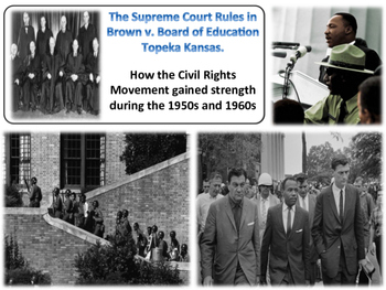 The Civil Rights Movement - American History - Turning Points