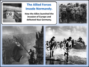 Operation Overlord / D Day - Turning Points - American History