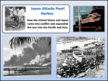 Attack on Pearl Harbor - American History - Turning Points