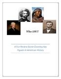 American History:  Who Am I?
