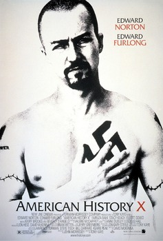 American History X Video Notes Viewing Guide Questions Only : )