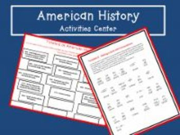 American HistoryActivities Center