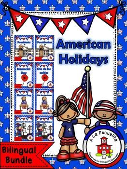 American Holidays Bundle