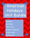American Holidays Unit Bundle - SOL 2.5