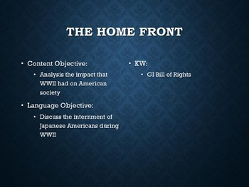 American Home Front (WWII)