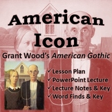 American Icon: Grant Wood's American Gothic Lecture