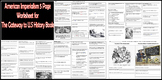 American Imperialism 5 Page Worksheet for The Gateway to U