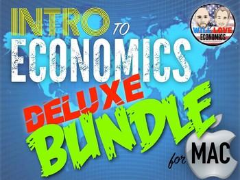 Introduction to Economics Deluxe Bundle - Keynote Version