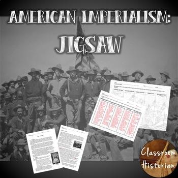 American Imperialism Jigsaw