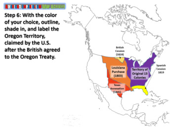 american imperialism mapping activity fun engaging 25 slide follow along ppt