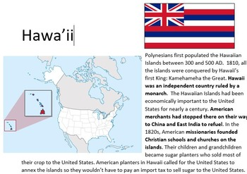 American Imperialism Poster Project