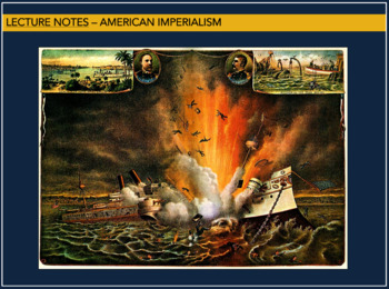 American Imperialism PowerPoint Lecture