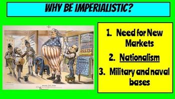 American Imperialism & Spanish American War Presentation