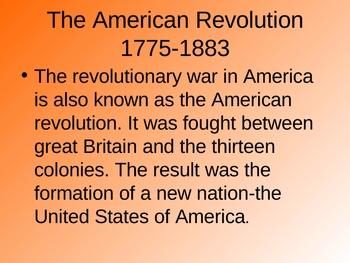 American Independence War