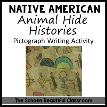 American Indian Animal Hide Stories