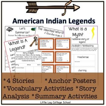 American Indian Legends