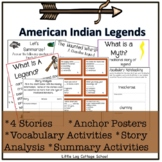 American Indian Legends and Activities