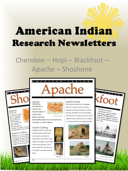 American Indian / Native American Nonfiction Research Newsletters