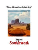 American Indian Posters - Comparison of Eastern Woodlands,