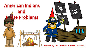 American Indian Wars and Pirate Problems