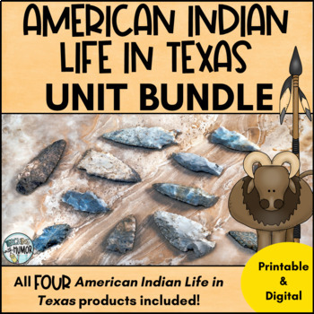 American Indians Before European Exploration - BUNDLE!