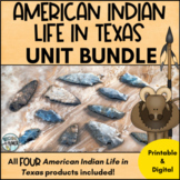American Indians Before European Exploration - BUNDLE!
