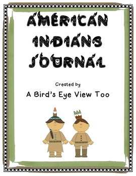 Native American Indians Journal