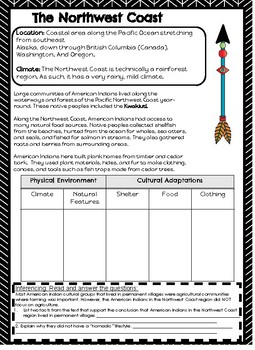 American Indians Packet