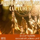 Native American Indians Unit Bundle of Nonfiction Texts, Assessments, Activities