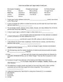 American Indians and Exploration Vocab Quiz