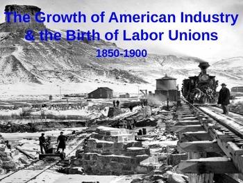 American Industrial Growth