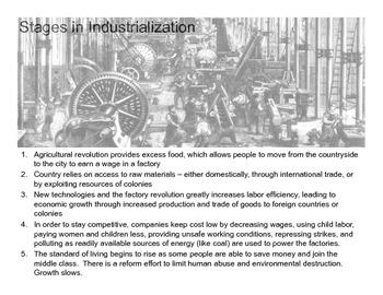American Industrial Revolution Presentation (US History)